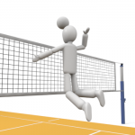バレーボールでの体幹トレーニングの方法と効果とは?