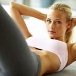 腰痛撃退!腹筋に効果抜群!!体を引き締める10秒体幹トレーニング