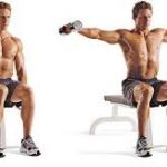 肩の筋肉を鍛える!サイドレイズの方法と注意点は?