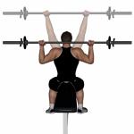 肩や上半身の筋力トレーニング・バックプレスの方法や効果は?