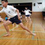 小学生新体力テスト対策!反復横跳びの方法やルール、記録を伸ばす、早くするコツは?