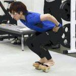 スピードスケート小平奈緒が実践する体幹トレーニングの方法!一本歯下駄とは?