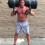 ウォーターバックやパワーバーストバッグによる体幹・筋力トレーニングの方法や効果