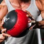 メディシンボールのトレーニング法《体幹・上半身・下半身》